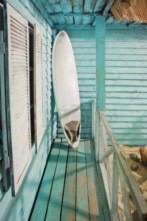 Sandy beach bungalow