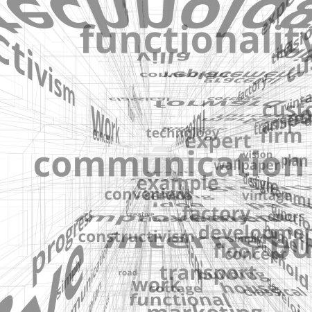 Multimedia text concept