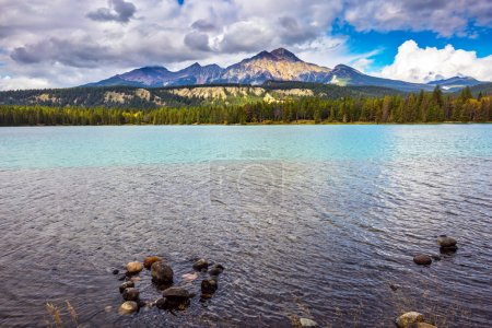 Magic Lake in reserve