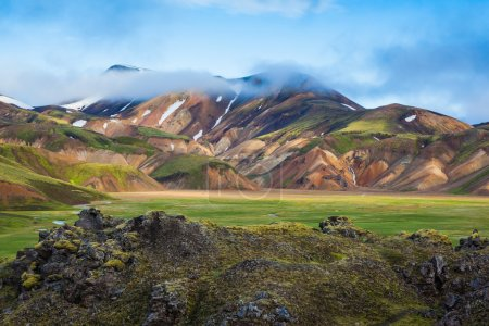 National Park Landmannalaugar