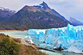Colossal Perito Moreno glacier
