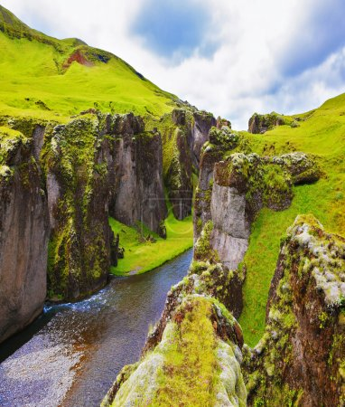 Fantastic country Iceland