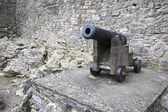 Zbraň v Cahir Castle