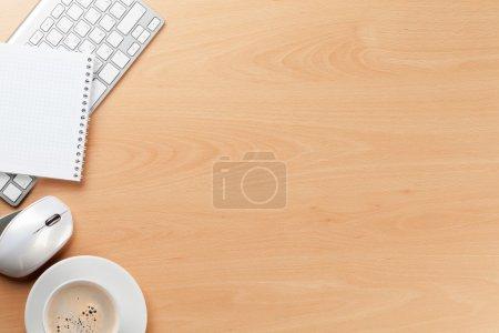 Office supplies ot table