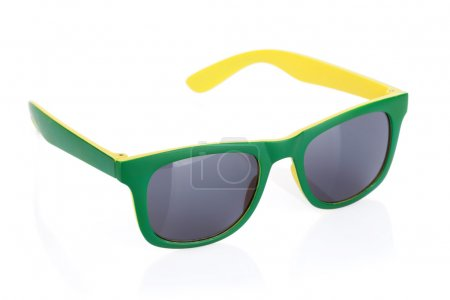 Colorful hipster sunglasses
