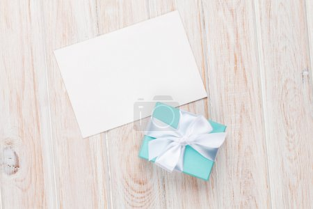 Gift box and  photo frame
