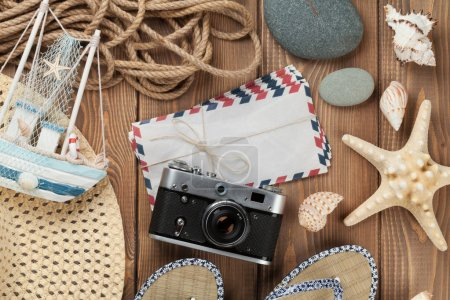 Travel and vacation items