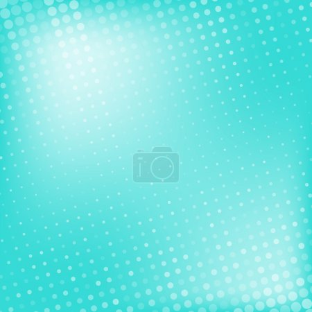 Abstract dotted background texture