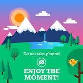 Enjoy the moment!