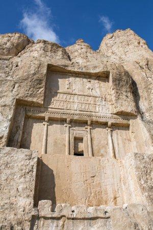 Naqsh-e Rustam, an ancient necropolis in Pars Prov...