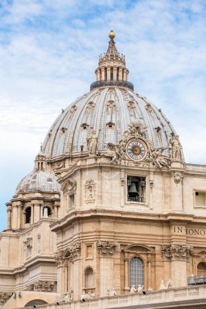 Saint Peter Basilica in Vatican