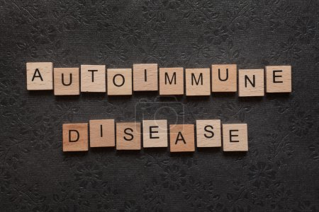 Autoimmune disease on black