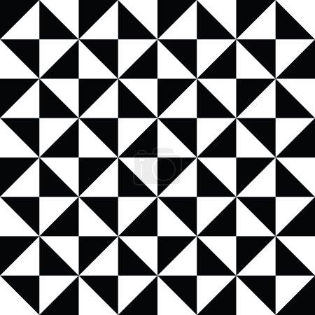 Encaustic tiles seamless pattern. Vector EPS 10...