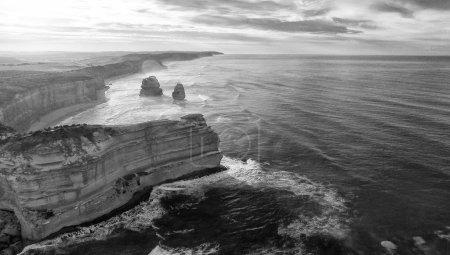 Coast of Great Ocean Road - Australia