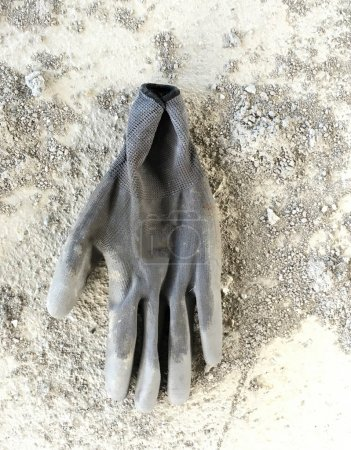 Gloves in industrial environment
