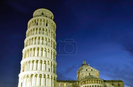 Leaning Tower of Pisa and the Dome, Italy