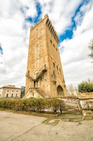 Torre San Niccolo in Florence