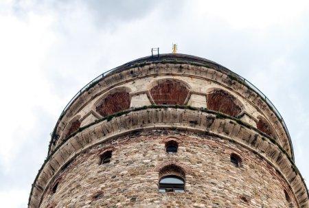 The Galata Tower, Beyoglu - Istanbul
