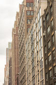 """Постер, картина, фотообои """"здания города Нью-Йорка"""""""