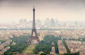 Beautiful view of Tour Eiffel.