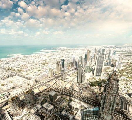 Streets of Dubai, UAE