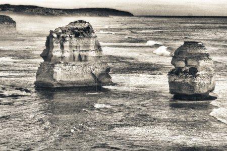 Twelve Apostles by Great Ocean, Australia