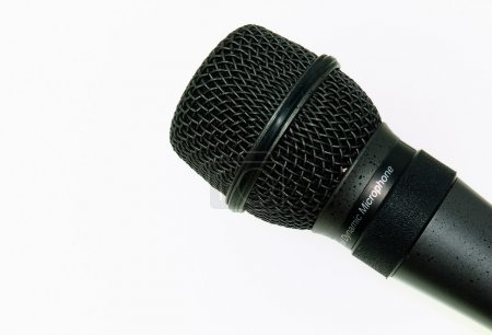 Black and grey Microphone