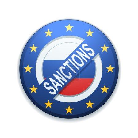 EU Sunction against russia sign