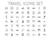 Cestovní sada ikon