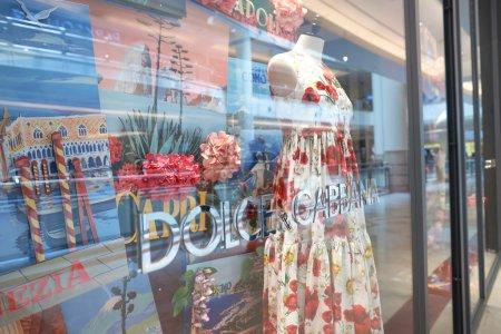Dolce & Gabbana store in Suria KLCC