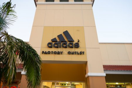 Adidas outlet in Pattaya