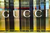 Gucci store in Dubai Airport