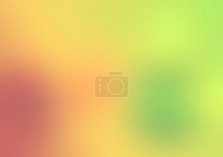 Illustration for Abstract colorful blurred background. Gradient mesh - Royalty Free Image