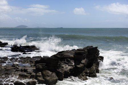 Mooloolaba Rocky Shoreline