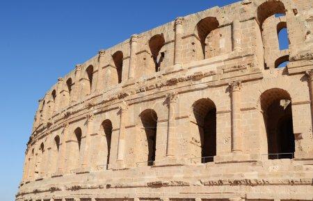 Amphitheater in El Jem