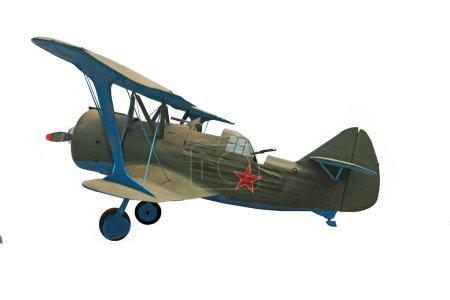 Vintage Russian  Aircraft of World War II