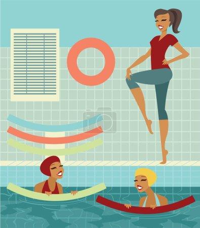 Health series aquatherapy