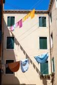 Venetian buildings in Italy