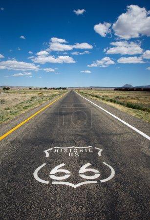 Historica US Route 66 Arizona
