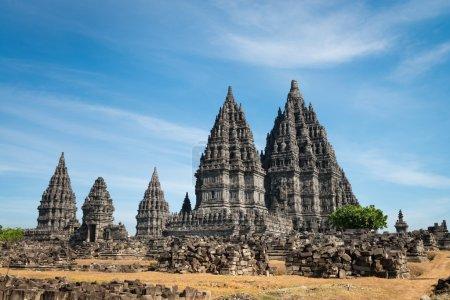 Prambanan temple, Java, Indonesia