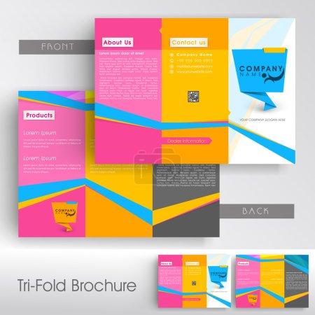 Foto de Folleto, catálogo y folleto profesional para fines comerciales de productos. - Imagen libre de derechos