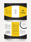 Stylish Trifold or Template design