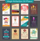 Mega collections of Flyer or Pamphlet