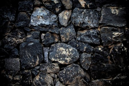 Stones' texture