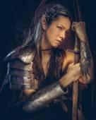 Portrét ženy mystic elf