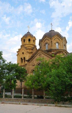 The Church of St. Elijah in Yevpatoria. Crimea.