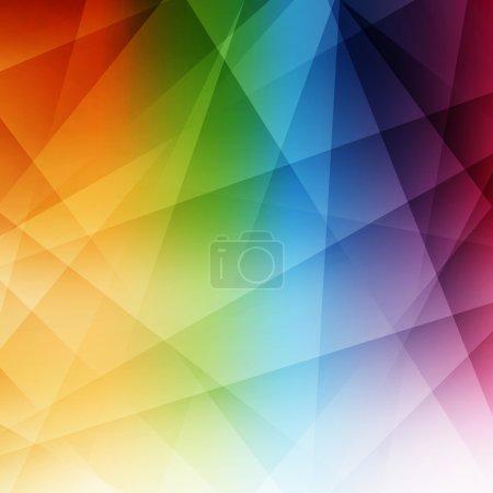 Abstract rainbow background. Modern pattern.