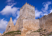 The Castello di Lombardia, Enna