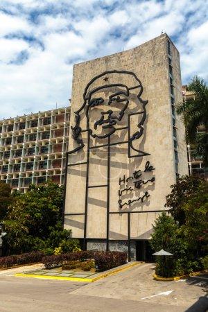 Photo for The famous and iconic Plaza de la Revolucion, La Habana - Royalty Free Image