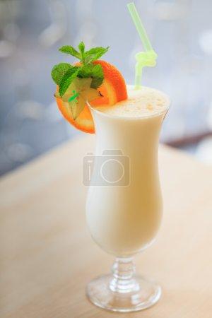 Milk cocktail